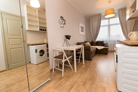 Vilnius center apartment, Autumn - Apartment