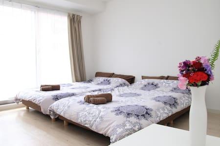 Osaka Dotonbori Namba cozyroom 601 - Apartment