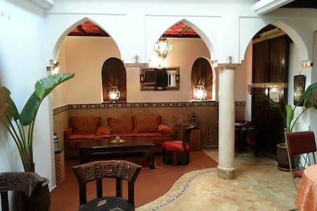 Enjoy your stay a Marrakech