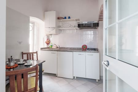 studio, kitchen, fresh breakfast - Corniglia - Apartment