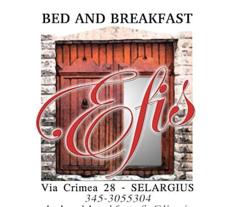 Bed and Breakfast Efis