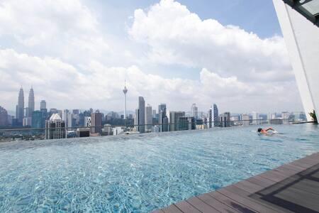 Amazing New Studio in KL City #1 - Kuala Lumpur
