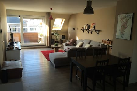 Comfortable apt. in lovely village - Zomergem - Wohnung