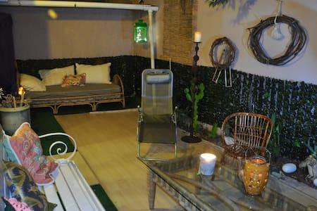 Cute Garden Studio, next to touristic center! - Apartment