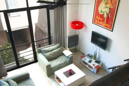 Cool Palermo Soho Loft