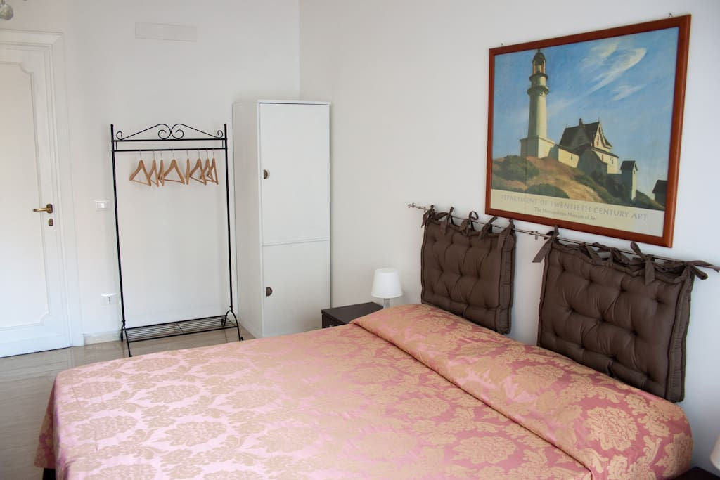 YOUR ROOM IN THE HEART OF TRASTEVER