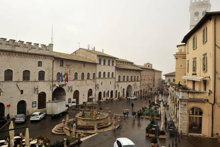 Exquisite apartment/Assisi center