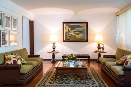 Bedroom Ipanema 2 - Bi-cama - Apartment
