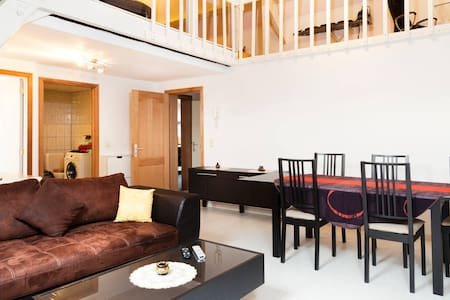 Spacious Duplex 2 apartments in 1