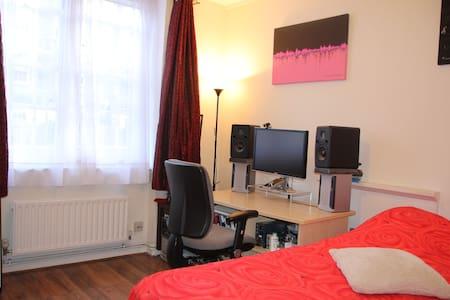 Euston/St Pancrass Double room