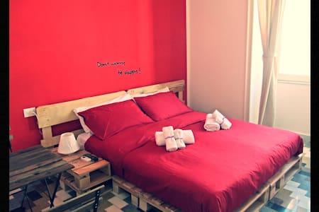 B&B La Mela Salerno - Mela Rossa - Bed & Breakfast