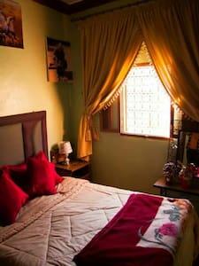 Double room Atlas Mazik  - Imlil - Bed & Breakfast