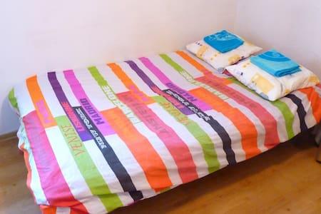 1 room flat,3 guest,Sakala 1 - Kohtla-Järve - Appartement