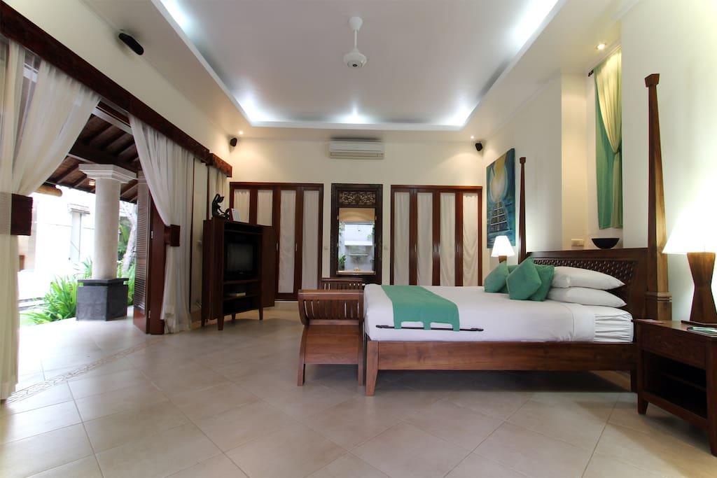 Special Discount 2 BR Baline Villa