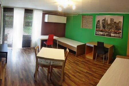 Room,kitchen,bathroom,free wi fi - Hus