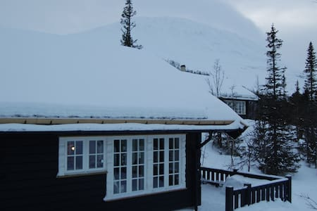 New Lodge close to Mount Gausta - Chalet