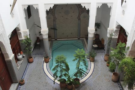 Rooms Vanille - Riad Jamaï - Bed & Breakfast