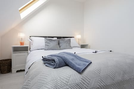 Cosy private room with own bathroom - Gosport - House
