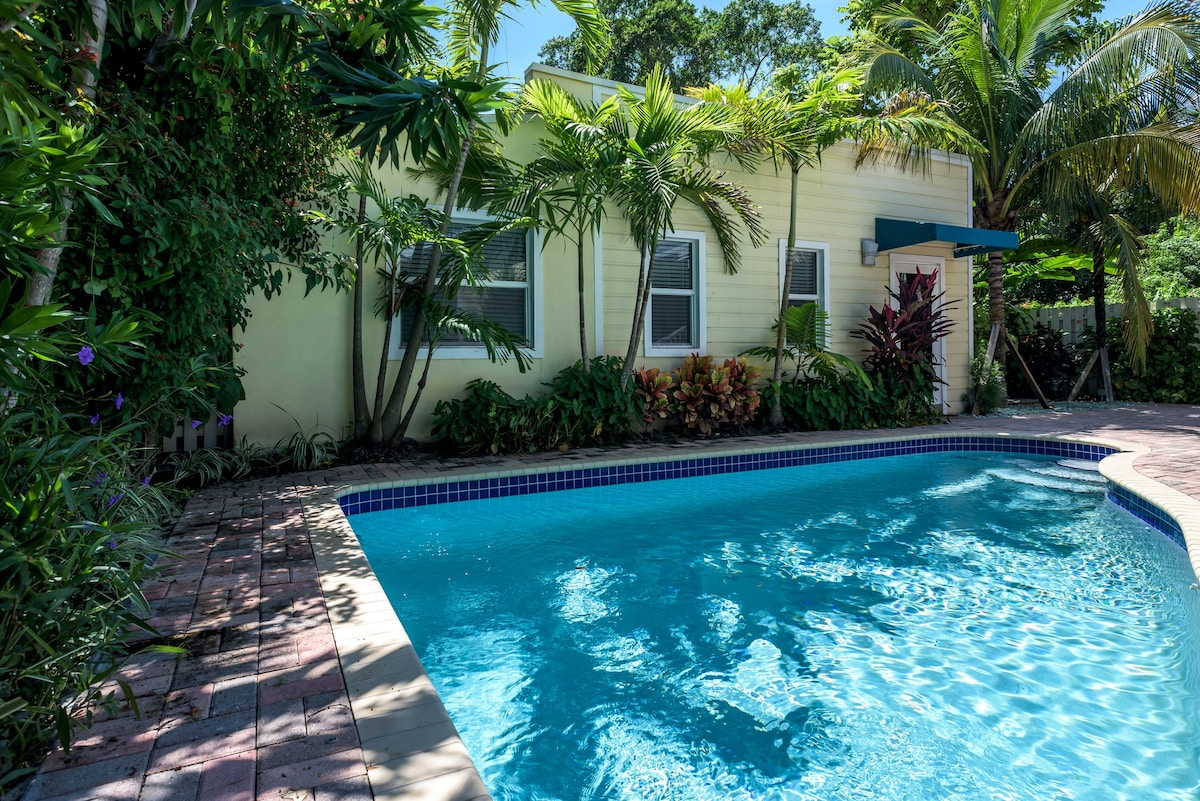 Снять дом с бассейном в майами
