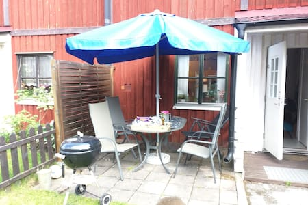 Mysig lägenhet i lugnt område - Visby