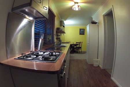 2 BR unit, New Town. 4km to city. - Apartment