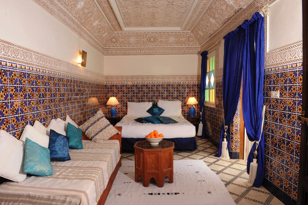 The beautiful Amir (Prince) suite