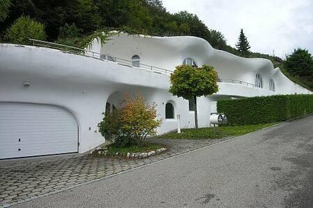 Exklusive Erdhaus Wohnung nahe Aarau und Olten - Erdhaus