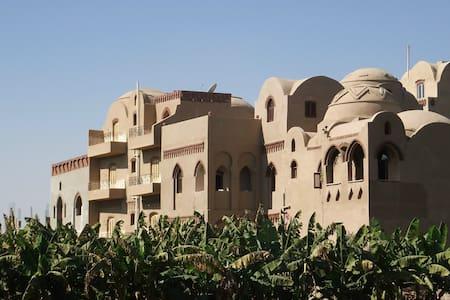 Stunning Luxor villa, sleeps 10 - Bairat
