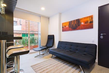 Centre of Financial & Gourmet zone - Bogota - Apartment
