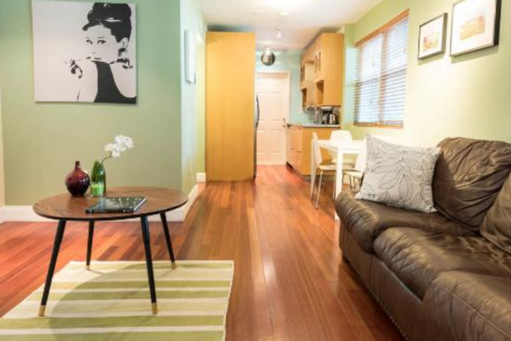 Large 1B/1Bath,Great SOBE Location