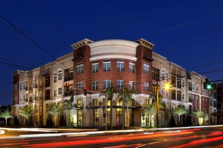 Top Notch Studio - Tampa - Condominium