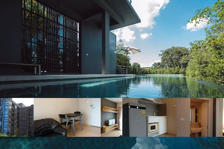 Private Condominium: near DMK and RSU - Lak Hok - Selveierleilighet