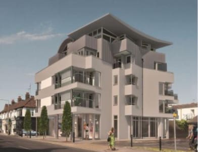 Luxury modern 1B apt by the sea - Leigh-on-Sea - Leilighet