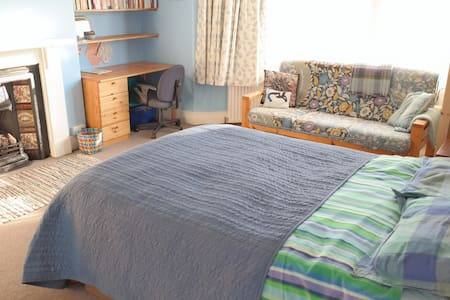 Spacious room in characterful house - Bristol - House
