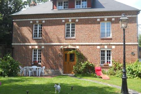 Landhaus in Bernières, Normandie - House