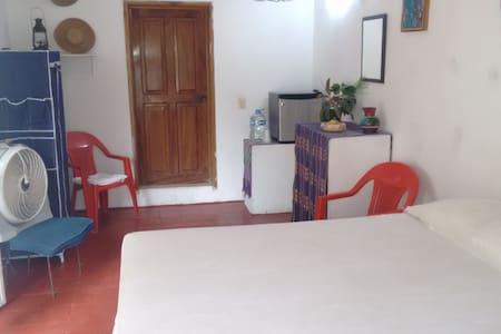 A/C Nice room near the ocean - Bucerías - House