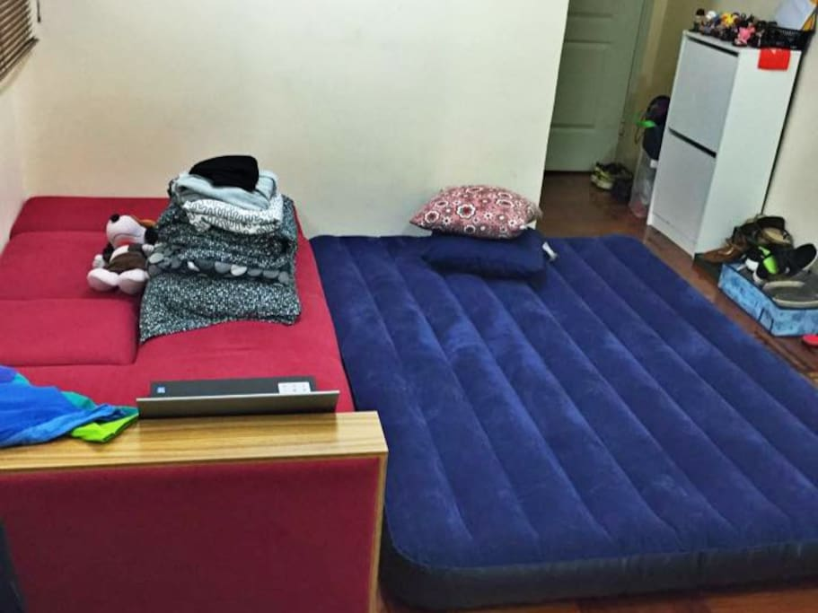 Airbed/Inflatable bed