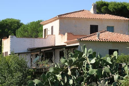 Pretty little appartement in Piras - Villaggio Piras - Lejlighed
