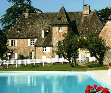 Beautiful boutique chateau with large pool lying in the heart of tranquil, rural France and surrounded by acres of private fields, woods and streams.  Lots of activities, good restaurants and historic sites nearby.