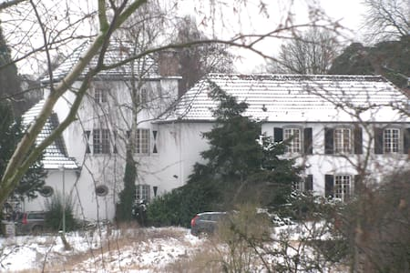 Lovely home close to Dusseldorf - Huis