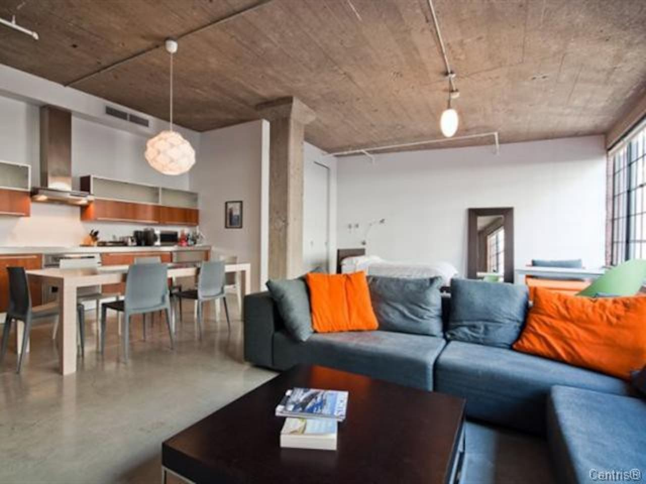 High end loft downtown/old Montreal