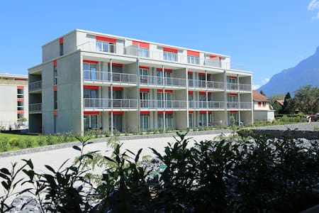 Wohntel - wohnen wie im Hotel (2p) - Lakás