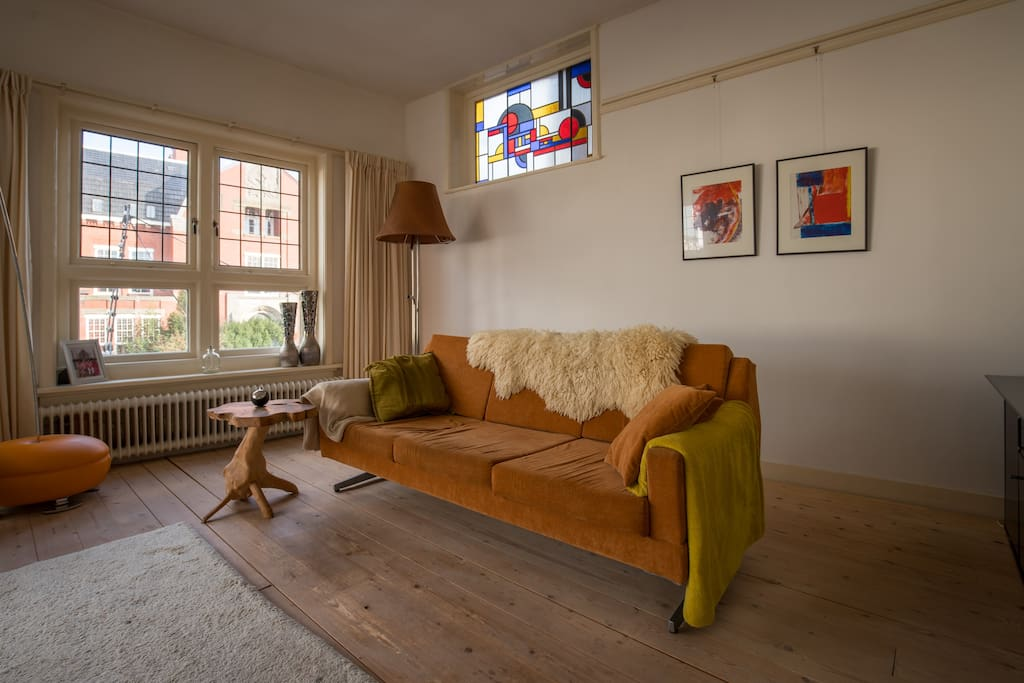 Gezellig appartement Groningen
