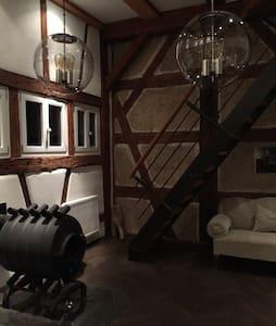 Wohnen in historischem Gemäuer - Pinzberg - Wohnung