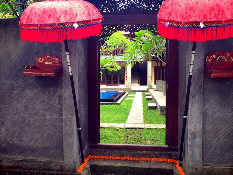 Villa 4BR in Pukakoo Ubud Bali