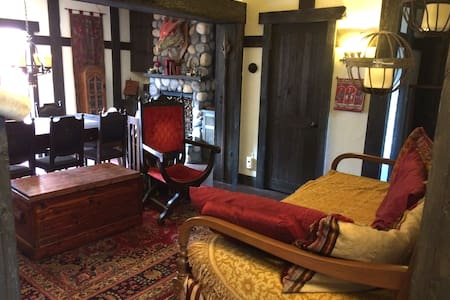 Medieval Themed Guest House