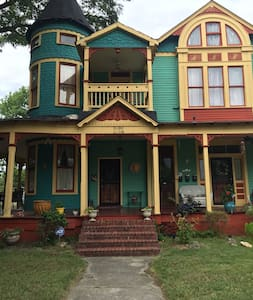 Captain Harris House - Memphis - Apartamento