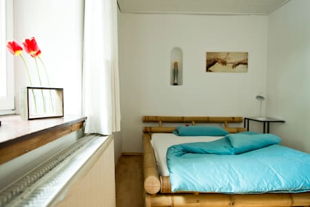 Wohnen in wunderschönem Ambiente. - Aglasterhausen - Bed & Breakfast