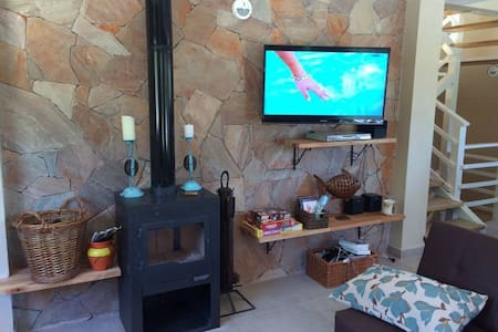 EXCLUSIVE CABANA JUST ON THE SEASID - Chalet