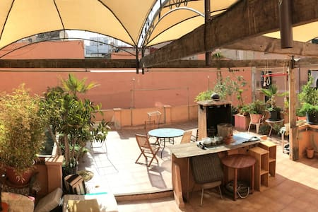 Double room in Palma cent, old city - Apartment